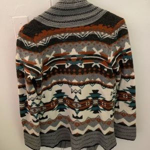Urban Outfitters Ecote Print Cardigan